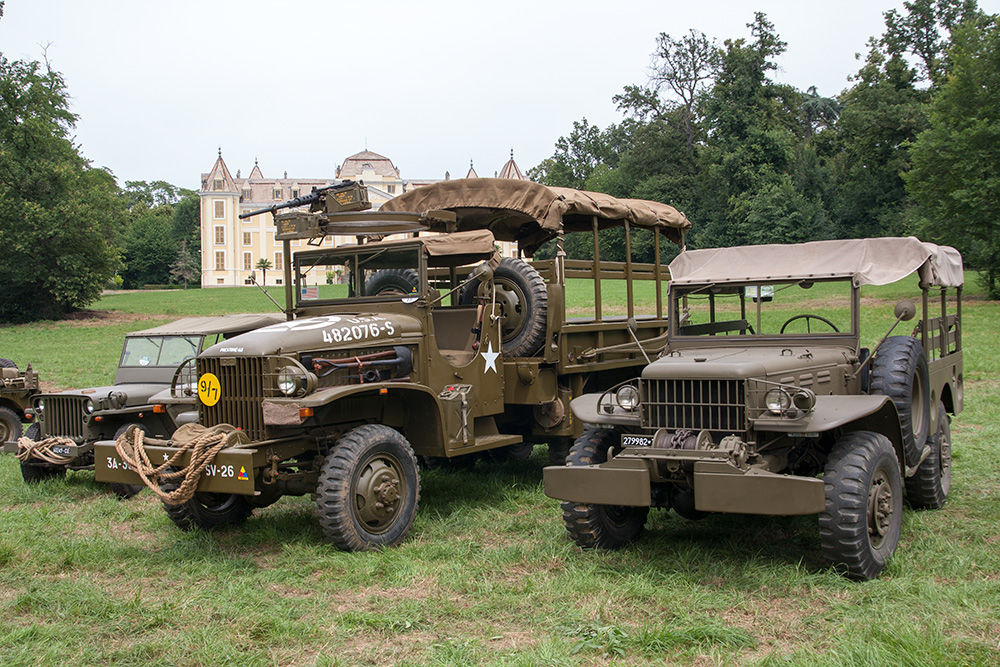 trasporto truppe americano usa 2ww