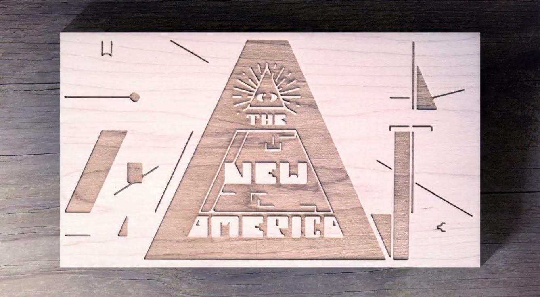 nuncalosabre.The New America - Nando Costa