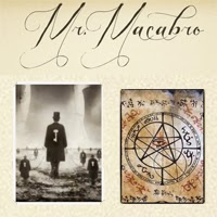 Teaser Mr. Macabro serie de terror española