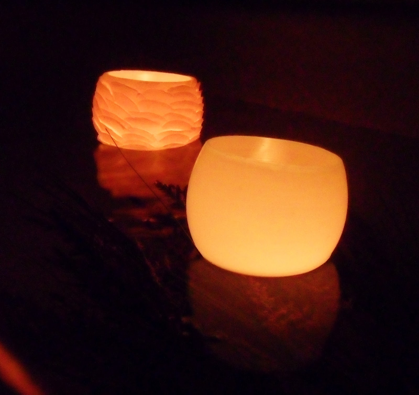floating wax luminaries apprentice candle co
