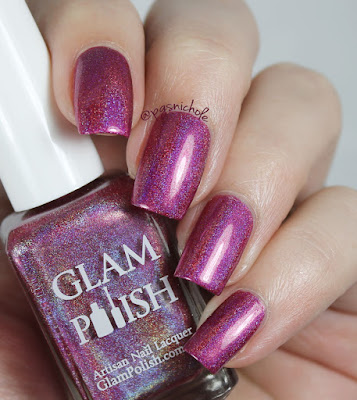 Glam Polish Luscious