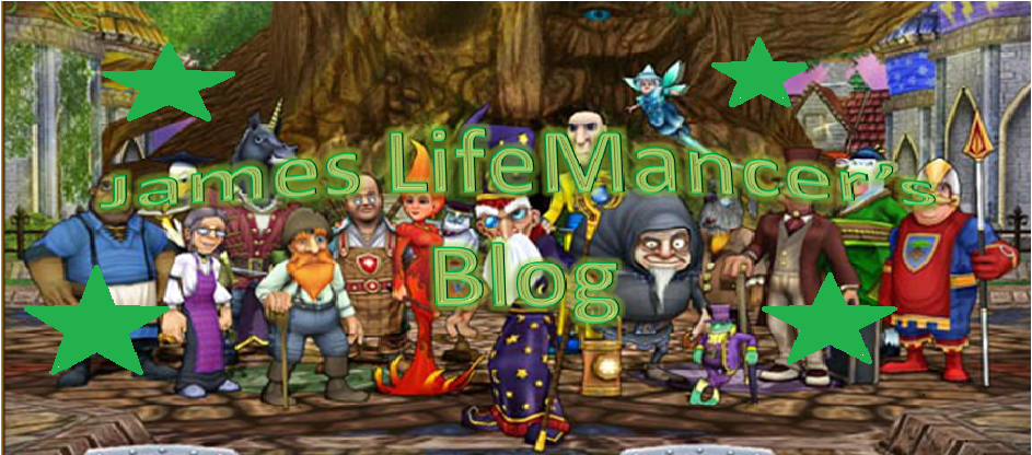 James LifeMancer's Blog