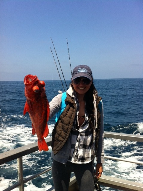 Off the couch la sports fishing marina del rey for Marina del rey fishing charter