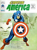 Portada de Capitán América Volumen 2 Nº 1 Ediciones Vértice