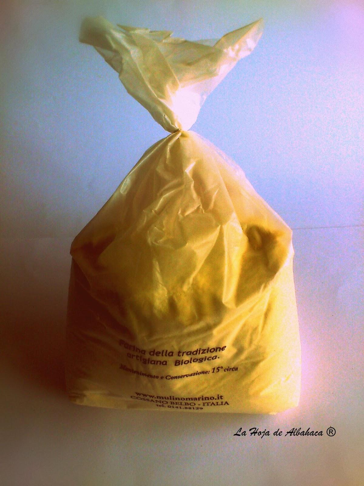 Harina ecologica, harina de trigo duro, harina para focaccia, mulino marino