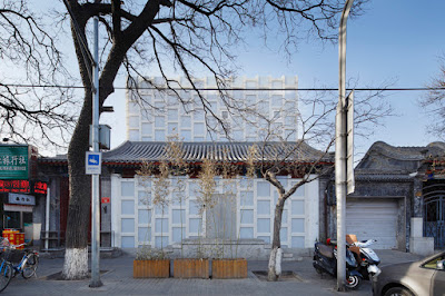Beijing Tea House, Beijing, Pekín, China, Kengo Kuma and Associates