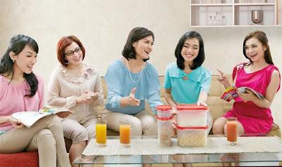 Member Tupperware Indonesia