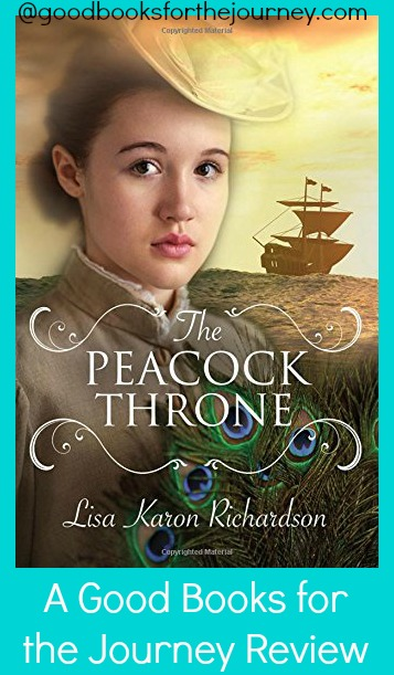 Review of The Peacock Throne, historical fiction set in Victorian England