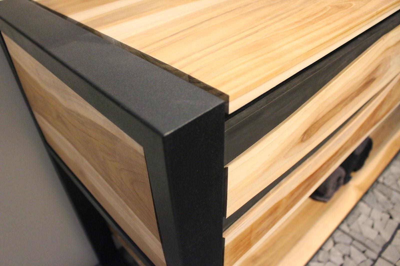 houten badkamermeubels nieuw design uit teakhout