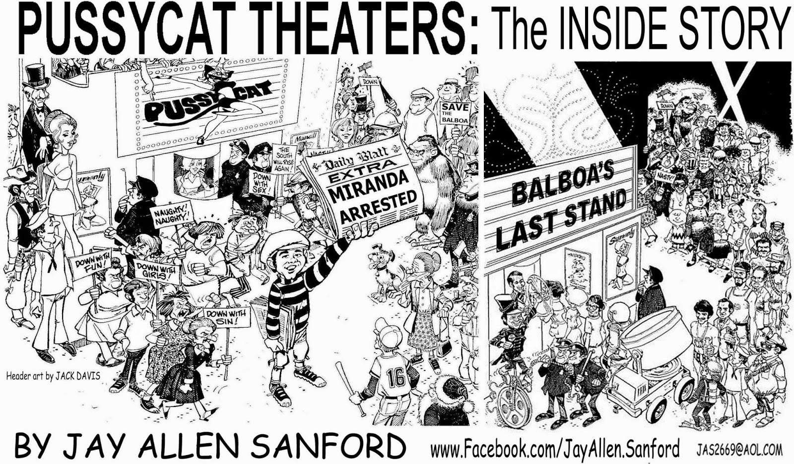 Pussycat Theaters The Inside Story Chapter 14 Of 15 Bankruptcy Barry Beyond
