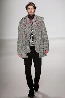 Custo Barcelona, New York Fashion Week, menswear, Fall Winter, 2014, Custo Dalmau,