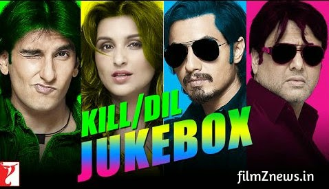 Kill Dil (2014) - Full Song Audio Jukebox