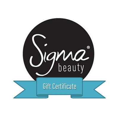 Handmade Review Sigma Makeup Monthly Giveaway