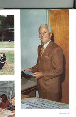 Clarence Wood, Principal