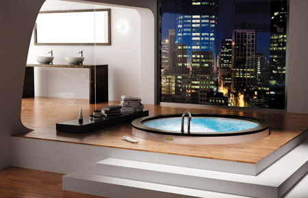 Perfect Living Room Jacuzzi With King And At On Inspiration Decorating