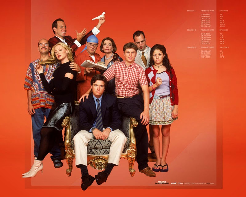 12 series que no existirían sin Arrested Development