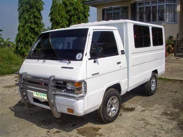 Mitsubishi L300 Crew Cab