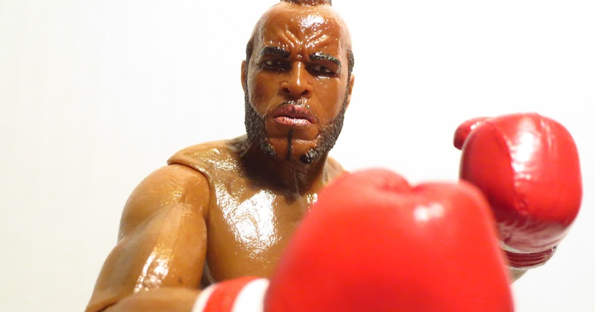 The Epic Review Action Figure Review Clubber Lang Black