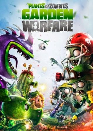 Plants Vs Zombies Garden Warfare 3D For PC