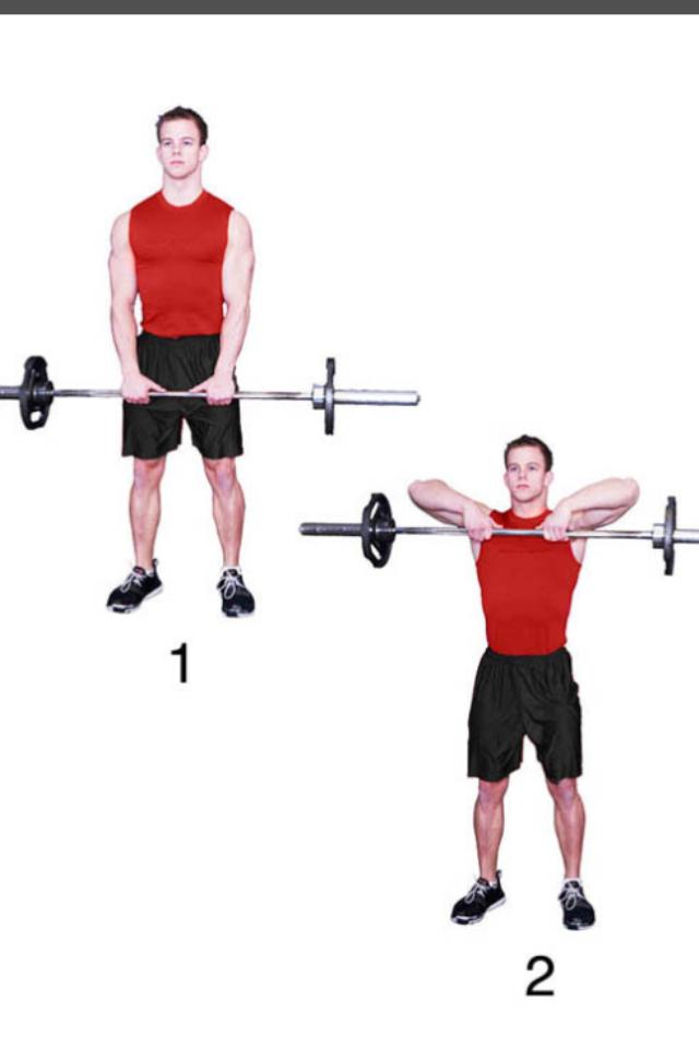 musculation: Épaules exercice n: 3