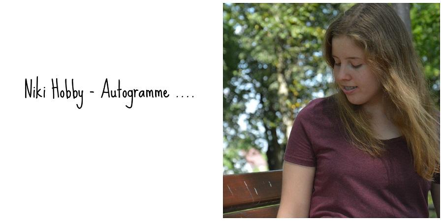 Niki Hobby - Autogramme ....
