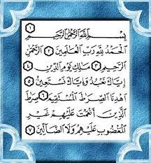 ALFATIHAH