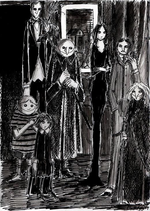 Addams Family 2 por herbertzohl