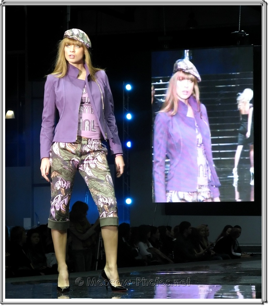 Moscow Fashion Expo - 2007