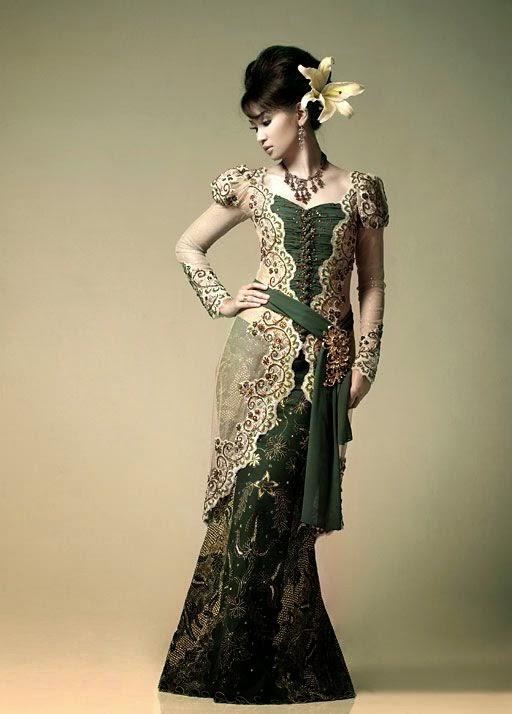 Foto Model Baju Kebaya Pengantin Modern