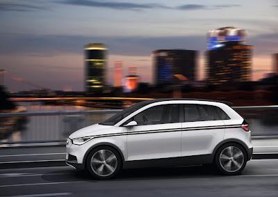Audi A2 II : Le projet suspendu