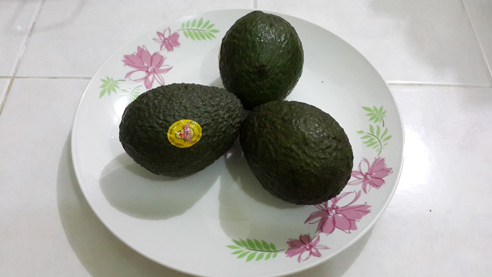 manjaku little qalesya teknik teknik memilih avocado