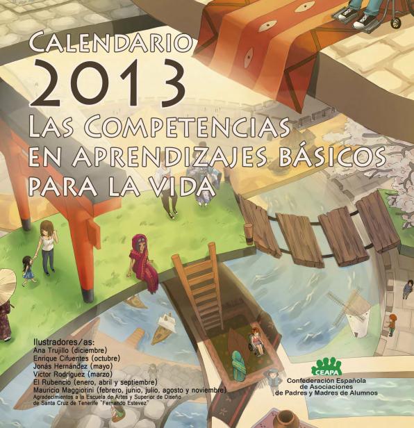 COMPETENCIAS BÁSICAS EN FAMILIA 2013
