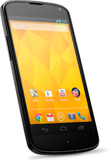 LG Nexus 4 from Google, The New SmartPhone from Google