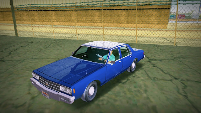Chevrolet Impala 1983 GTA Vice City