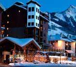 Colorado : Crested Butte Snowboarding Mountain