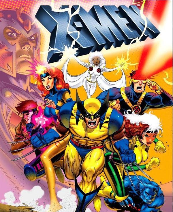 X-Men Serie animada años 90