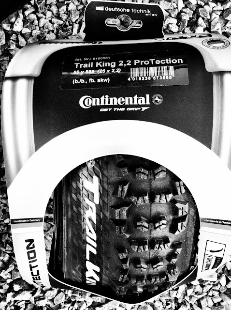 conti trail king protection
