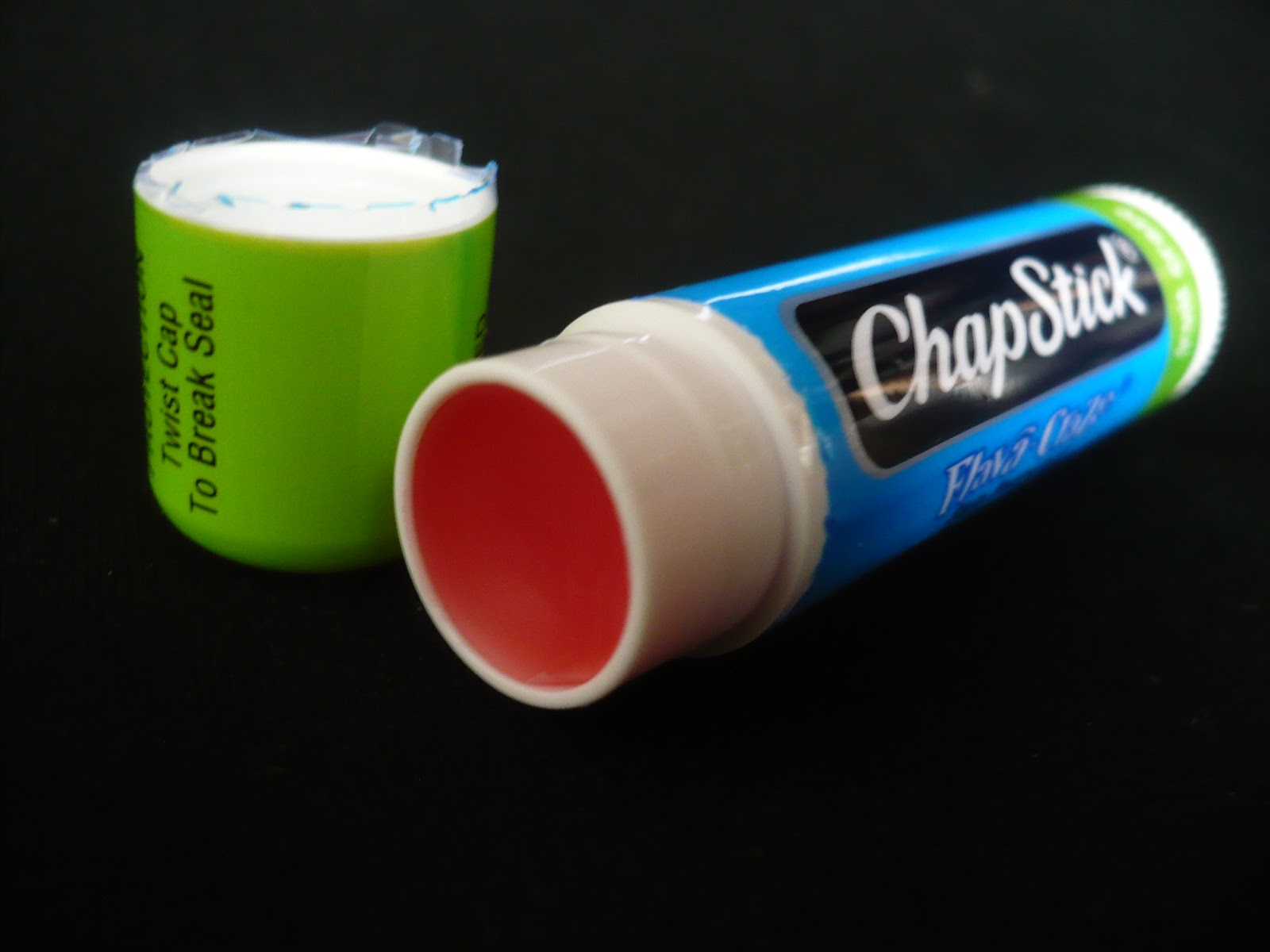 ChapStick Fruit Craze swatch review