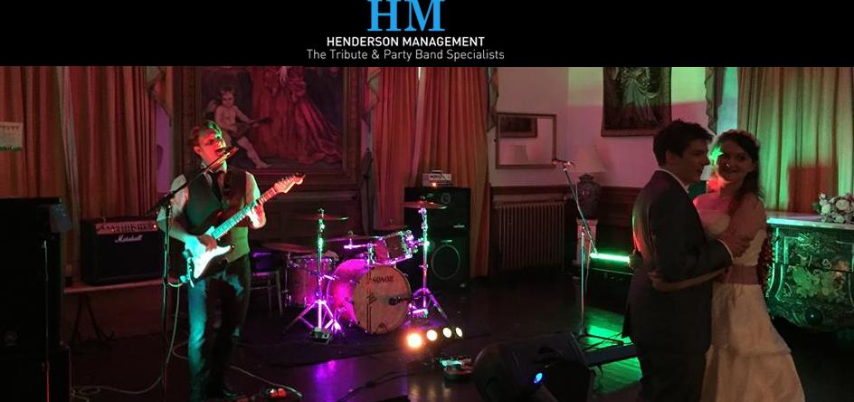 Henderson Management  -  The Tribute & Party Band Specialists