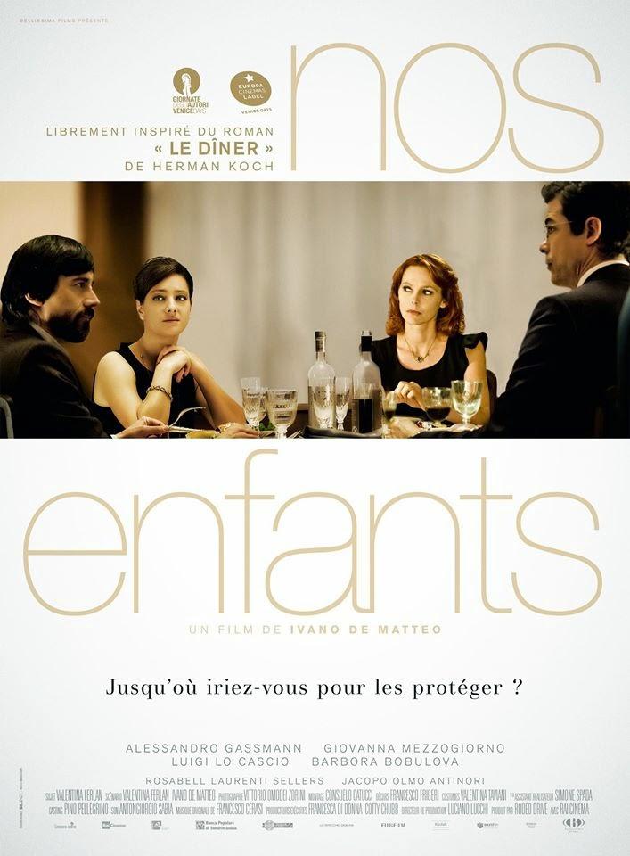 the dinner-i nostri ragazzi