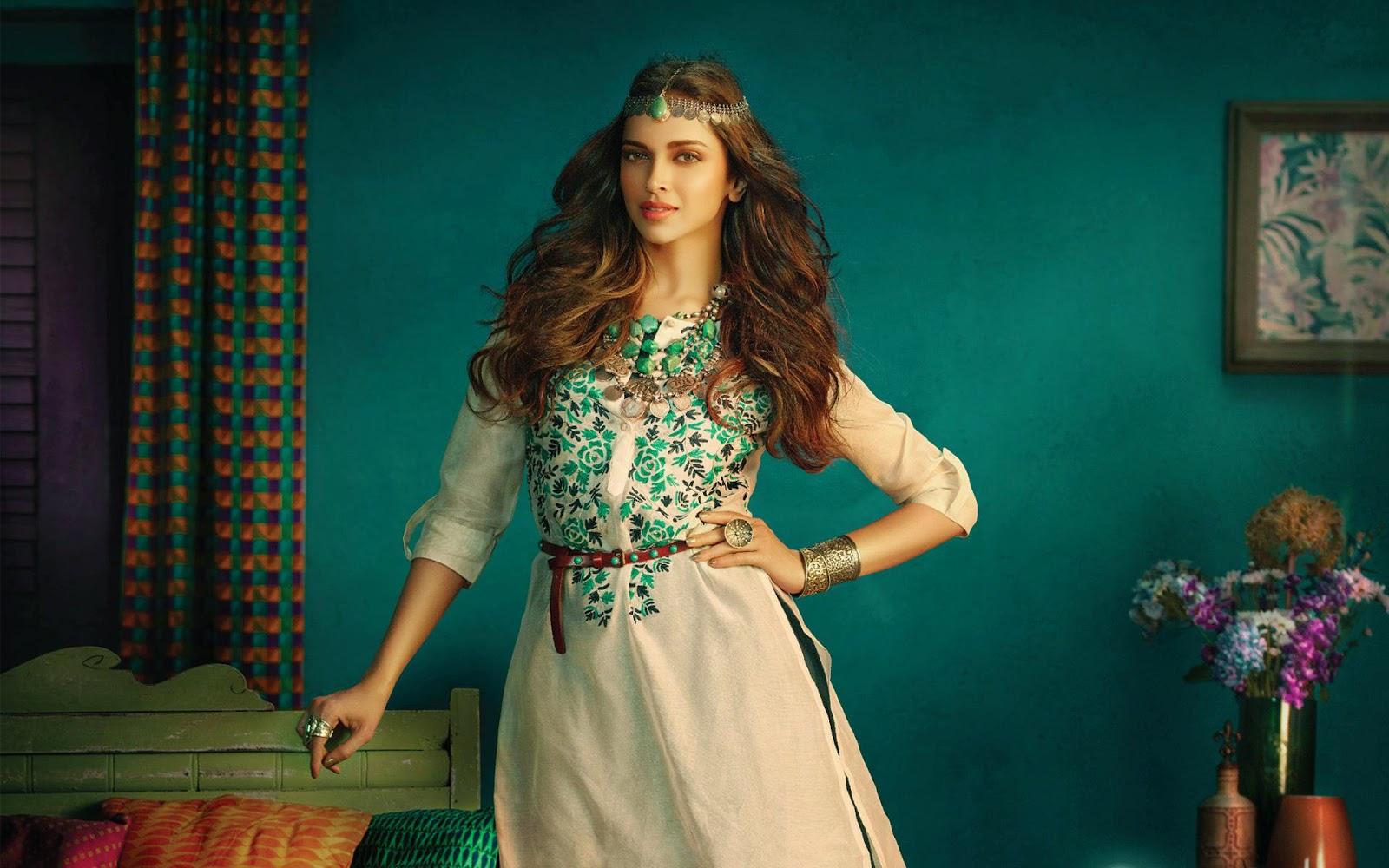 HD Deepika Padukone Indian Actress Wallpapers