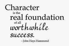 character quote