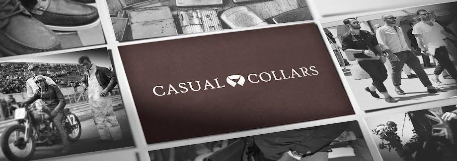 Casual Collars moda męska!