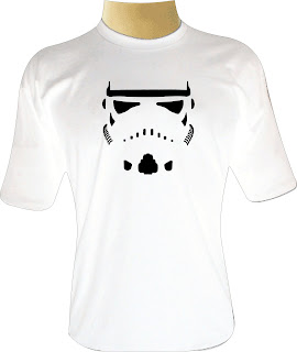 Camiseta Stormtrooper Face