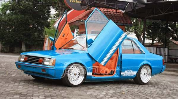 Modifikasi Mitsubishi Lancer SL 1984