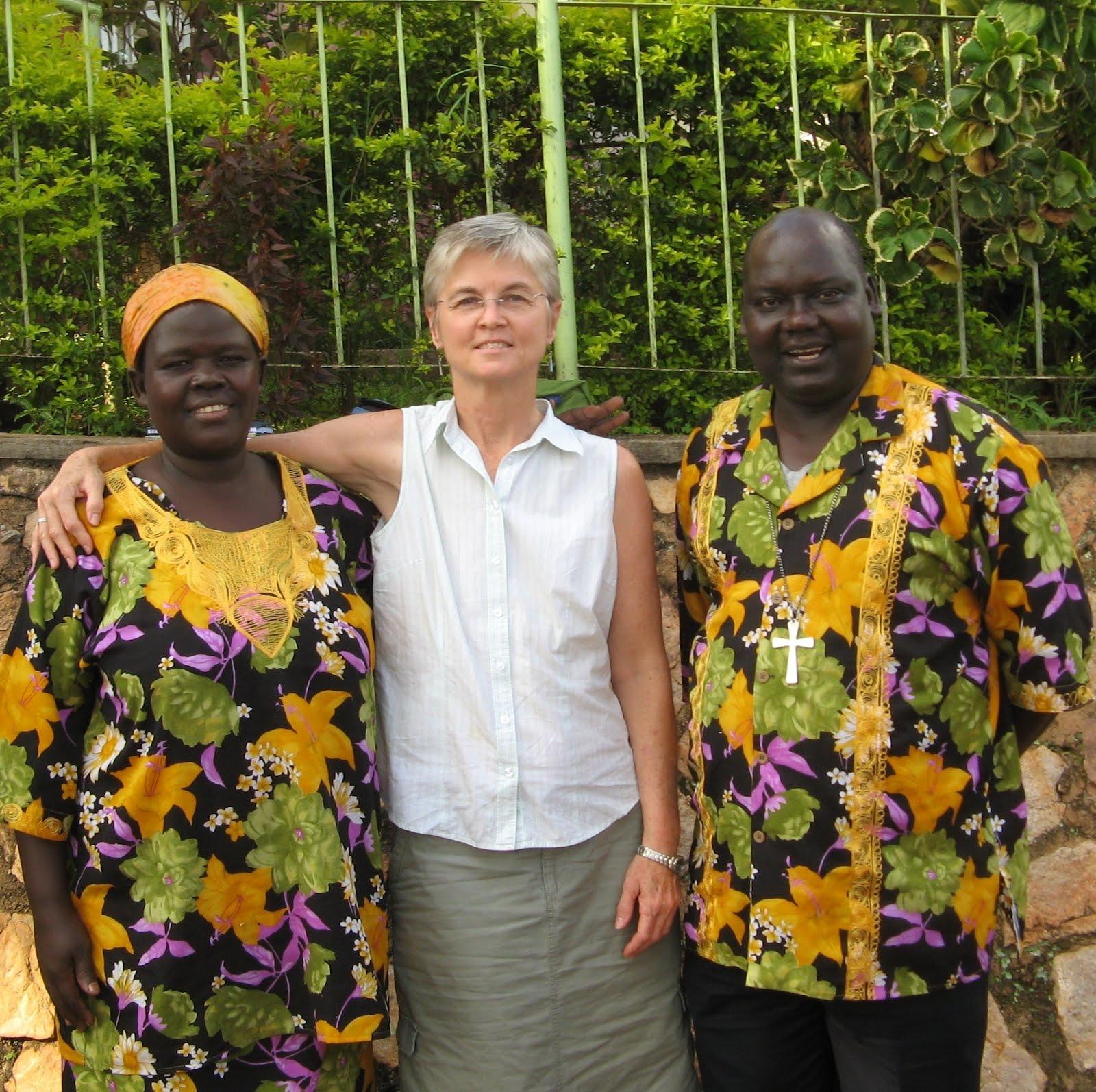 Susan Morris, Partnership Coordinator