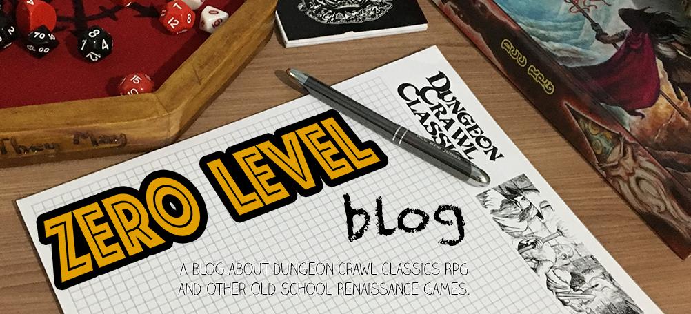 Zero Level Blog