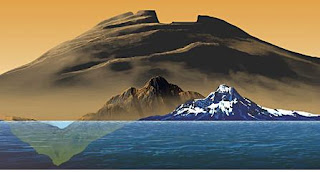 olympus mons is how tall?