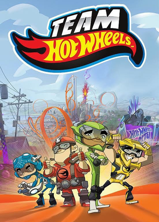 Team Hot Wheels: The Origin of Awesome! (2014) Online