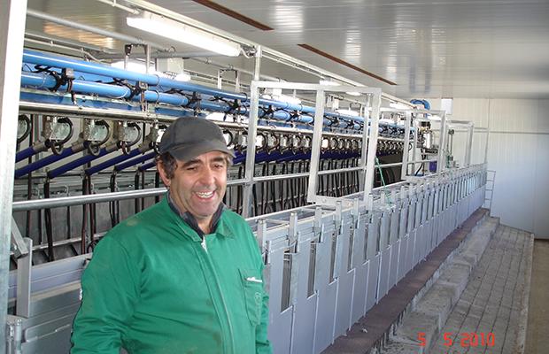 Maquinaria, Agricultura y Ganaderia: La granja de ovejas de Fidel